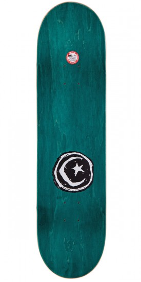 Foundation Vertigo Sketch Skateboard Deck - 8.25""