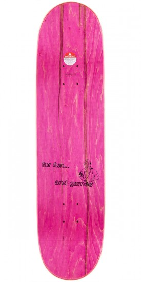 Funtime Elephant Man Skateboard Complete - 8.125""