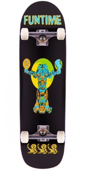 Funtime Guardian Skateboard Complete - 8.875""