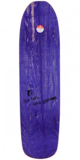 Funtime Yay Or Nay Skateboard Complete - 8.625""