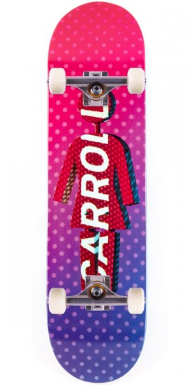 Girl Carroll Future Projections Skateboard Complete - 8.125""