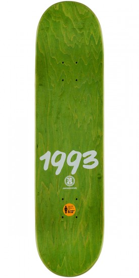 Girl Carroll Stop Paging Me Skateboard Complete - 8.125""