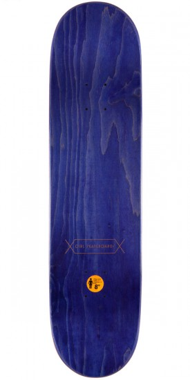 """Girl Cory Kennedy Lose Your Marbles Skateboard Deck - 8.0"""""""