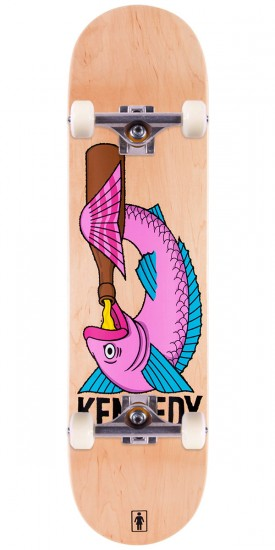 """Girl Cory Kennedy One Off Skateboard Complete - 8.00"""""""