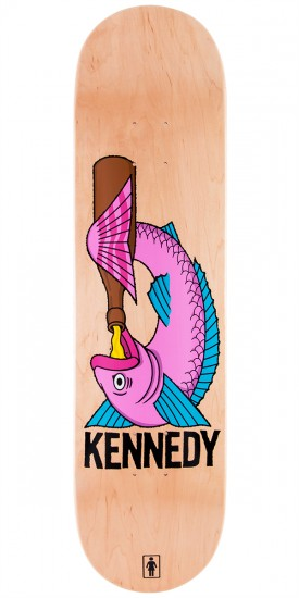 Girl Cory Kennedy One Off Skateboard Deck - 8.00""