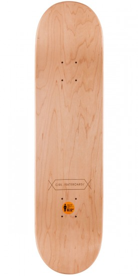 """Girl Guy Mariano Lose Your Marbles Skateboard Deck - 8.125"""""""