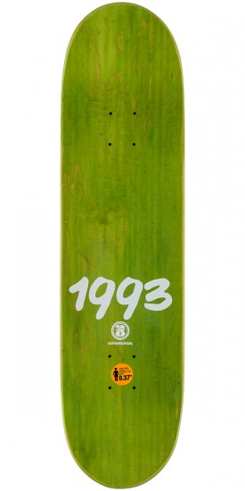 Girl Howard Balincourt Skateboard Deck - 8.375""
