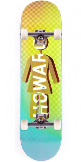 Girl Howard Future Projections Skateboard Complete - 8.25""