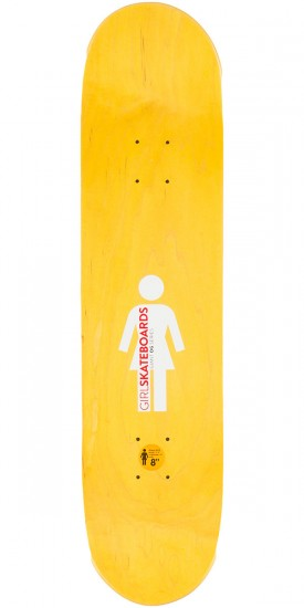 Girl Kennedy Giant OG Skateboard Complete - 8.0""