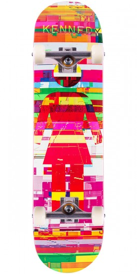 Girl Kennedy Glitch Skateboard Complete - 8.0""