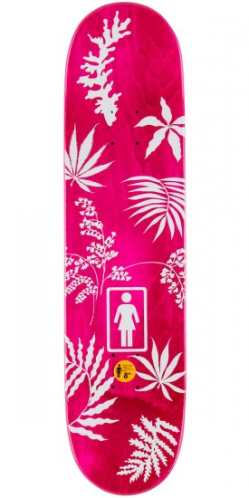 Girl Kennedy One Off Skateboard Deck - 8.0""