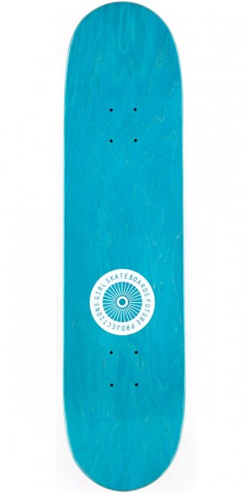 Girl Malto Future Projections Skateboard Deck - 8.125""