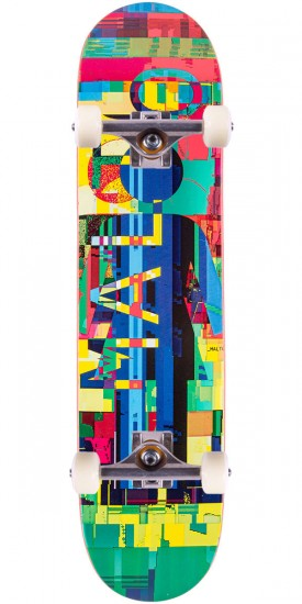 Girl Malto Glitch Mini Skateboard Complete - 7.25""