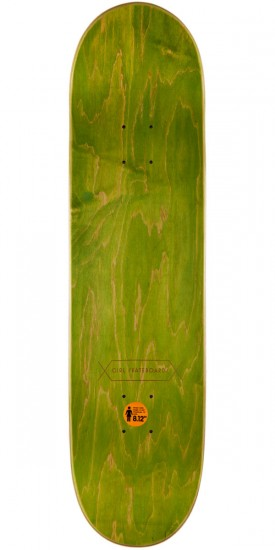 """Girl Mike Carroll Lose Your Marbles Skateboard Deck - 8.125"""""""