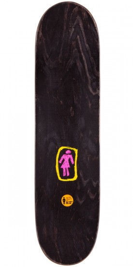 Girl Mike Carroll Mish Mosh Skateboard Complete - 8.125""
