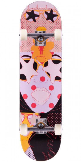 Girl Mike Carroll Starstuck Skateboard Complete - 8.125""