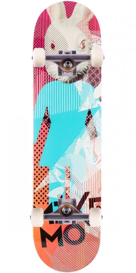 Girl Mike Mo Candy Flip Skateboard Complete - 7.75""