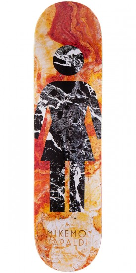 """Girl Mike Mo Capaldi Lose Your Marbles Skateboard Deck - 7.75"""""""