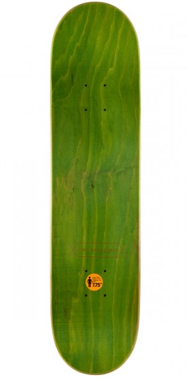 Girl Mike Mo Capaldi Lose Your Marbles Skateboard Deck - 7.75""