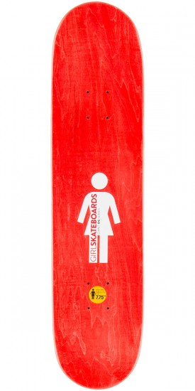 Girl Mike Mo Giant OG Skateboard Complete - 7.75""