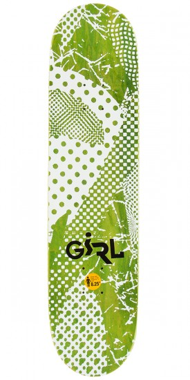 Girl Wilson Candy Flip Skateboard Deck - 8.25""