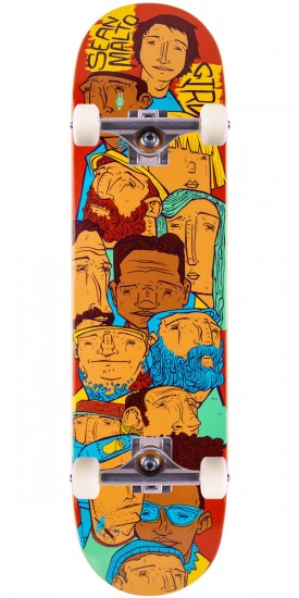 Girl X Adobe Sean Malto Skateboard Complete - 8.125""