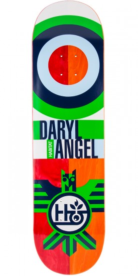 Habitat Angel Raptor Skateboard Deck - 8.375""