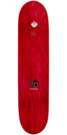 Habitat Angel Regalia Skateboard Deck - 7.75""