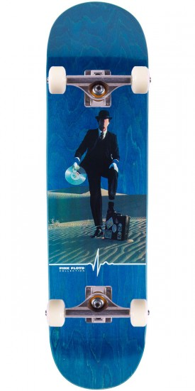 "Habitat Invisible Man Skateboard Complete - 8.125"" - Blue Stain"
