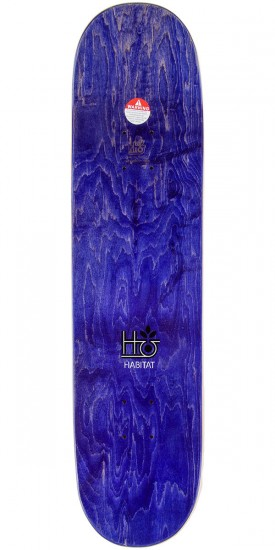 Habitat Janoski Tooth and Claw Skateboard Complete - 8.00""