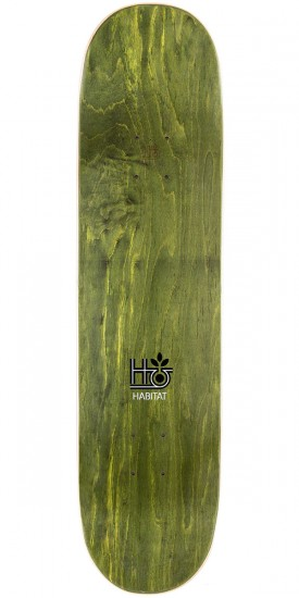 Habitat Mark Suciu Horned Beast Skateboard Deck - 8.00""
