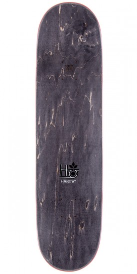 Habitat POD Compressed Skateboard Deck - 8.125""
