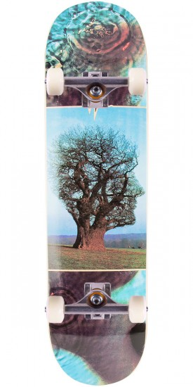 Habitat Tree Face Skateboard Complete - 8.375""