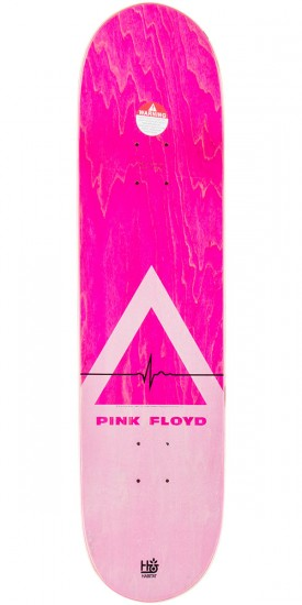 """Habitat Wish You Were Here Skateboard Complete - 8.25"""" - Pink Stain"""