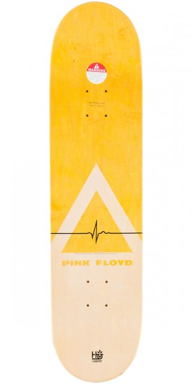 "Habitat Wish You Were Here Skateboard Complete - 8.25"" - Yellow Stain"