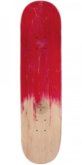 Habitat X Twin Peaks Wrapped In Plastic Skateboard Complete - 8.50""