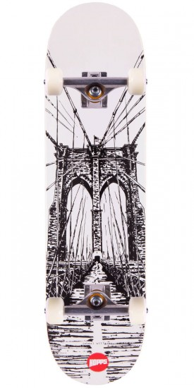 Hopps Jahmal Williams Brooklyn Bridge Skateboard Complete - 8.125""