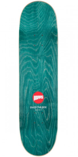 Hopps Joel Meinholz Train Station Skateboard Complete - 8.375""