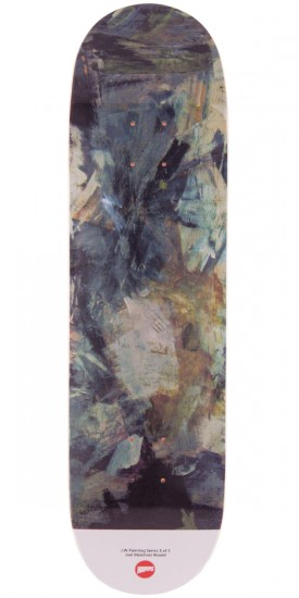 Hopps JW Painting Series 3 of 3 - Meinholz Model Skateboard Deck - 8.375""