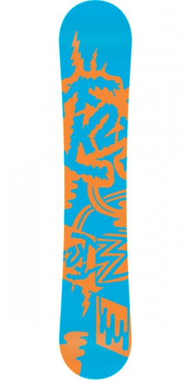 K2 Mini Turbo Boys Snowboard