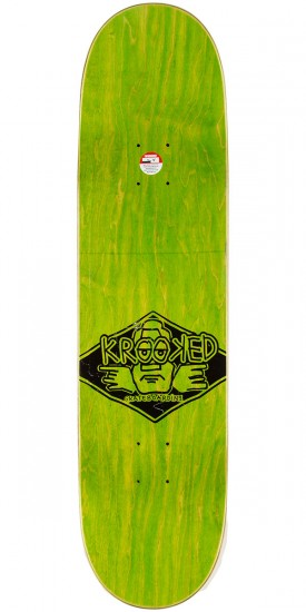 Krooked Anderson Prize Fighter Skateboard Complete - 8.25""