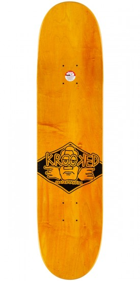 Krooked Cromer Inside Job Skateboard Complete - 8.06""