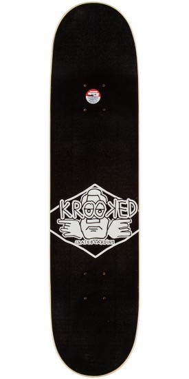 """Krooked Diffused 2 Skateboard Deck - 7.75"""""""