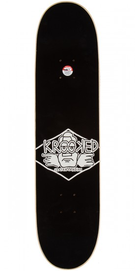 Krooked Diffused 2 Skateboard Deck - 8.06""