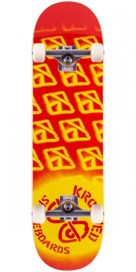 """Krooked Diffused 2 Skateboard Complete - 8.25"""""""