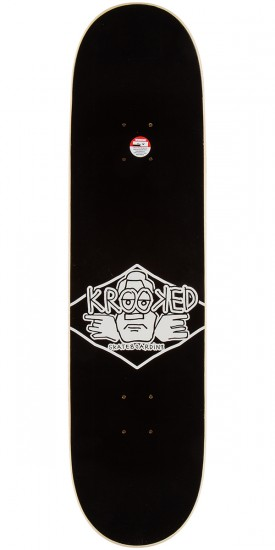 Krooked Diffused 2 Skateboard Deck - 8.25""