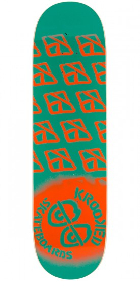 """Krooked Diffused 2 Skateboard Deck - 8.5"""""""