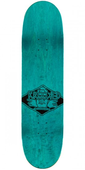 Krooked Gonz New Jag Skateboard Deck - 8.38""