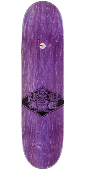 Krooked Mike Anderson Comburo Skateboard Deck - 8.5""