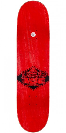 Krooked Mike Anderson Kraft Brew Skateboard Complete - 8.25""